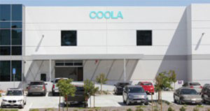 Building Sign for COOLA